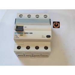 Diferencial 4P 100A 300MA