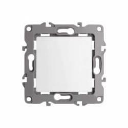 Interruptor con tecla aluminio