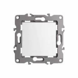 Conmutador con tecla aluminio
