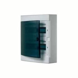 Caja Superficie 12 Mod. Puerta Opaca IP40