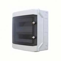 Caja Superficie 8 Mod. Estanca IP65